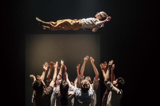 Hofesh Shechter Company's Grand Finale