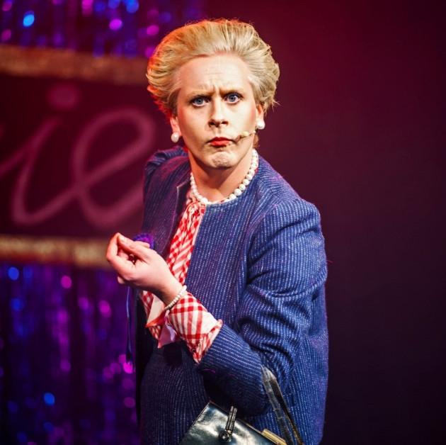Margaret Thatcher: Queen of Soho