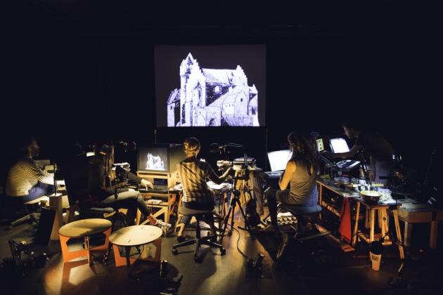 Paper Cinema's Macbeth