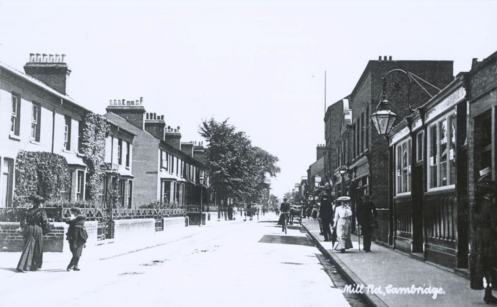 Mill Road, Cambridge
