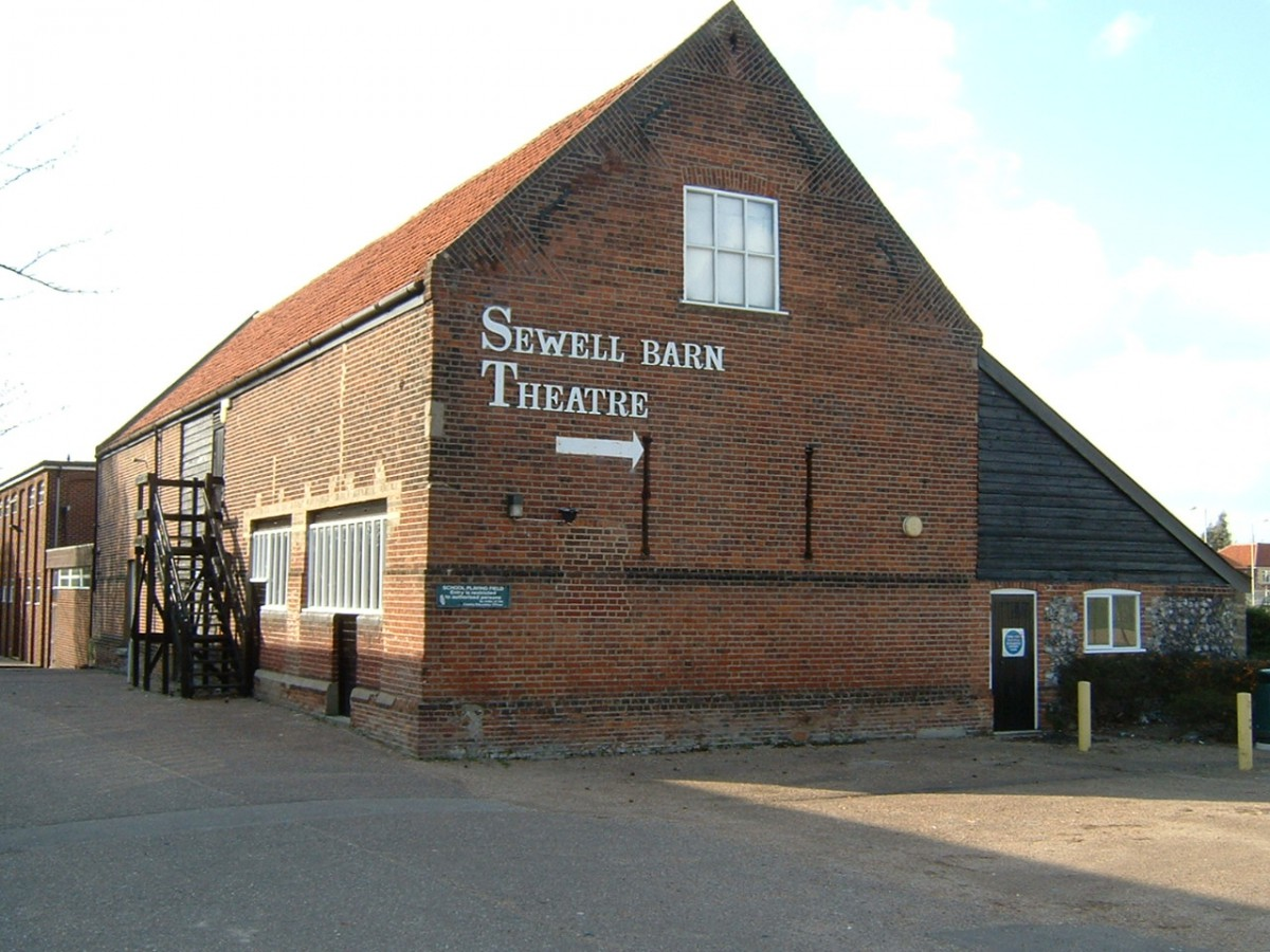 Sewell Barn Theatre. Pic: Cameron Self